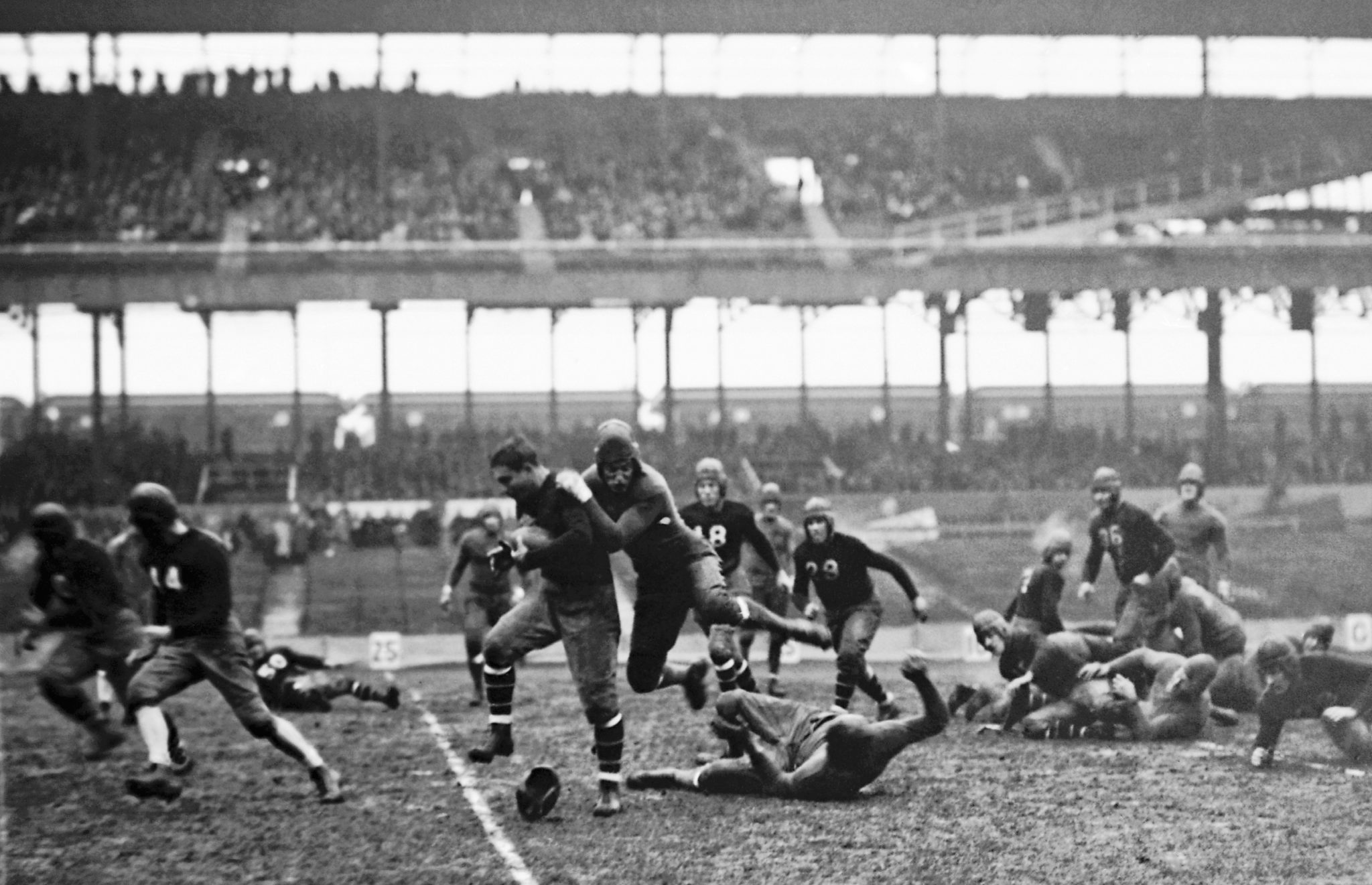 Nfl S First Decade Was The 1920s When Teams Came And Went